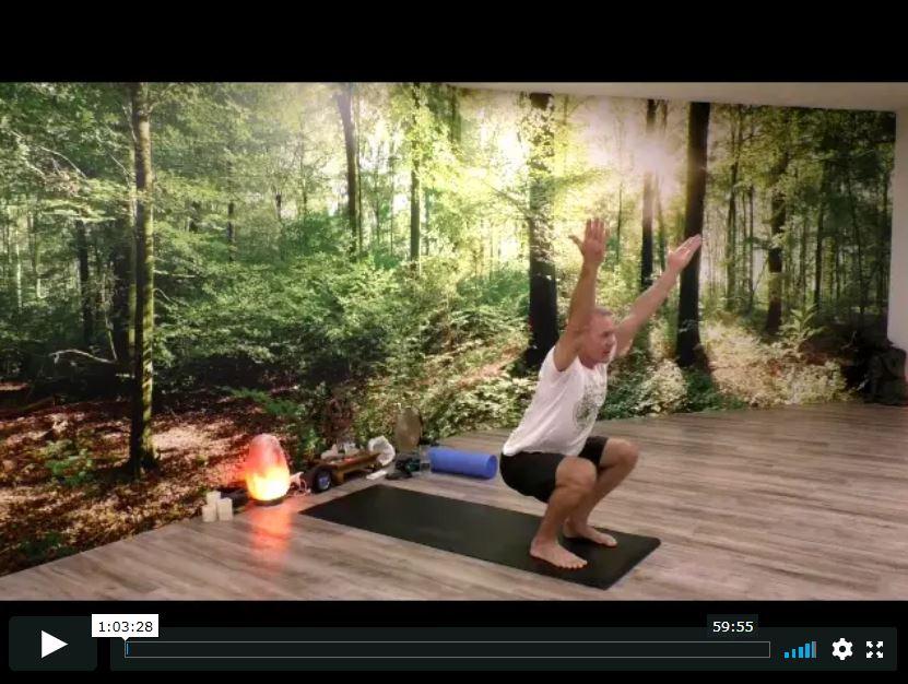 QMethod Bro-yoga 60min